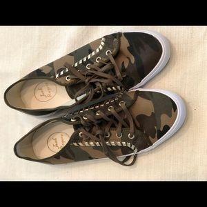 Jack Rogers Camo Sneakers